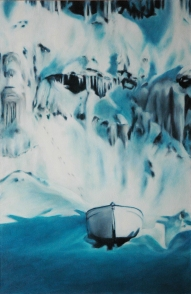 """""""Boat in Snow #2"""""""